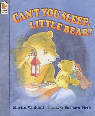 """""""AS NEW"""" Can't You Sleep, Little Bear? (Big Bear & Little Bear), Waddell, Martin"""