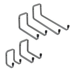 Garagehalter Wandhaken Wandhalter H2U 80-300x120 Garagen haken Gerätehaken