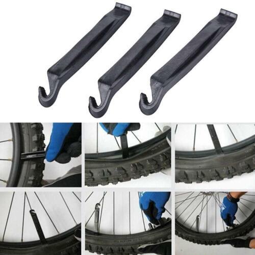 5X Kunststoff Reifen Hebel Reparatur Öffner Schutzschalter Werkzeug Fahrrad Bar