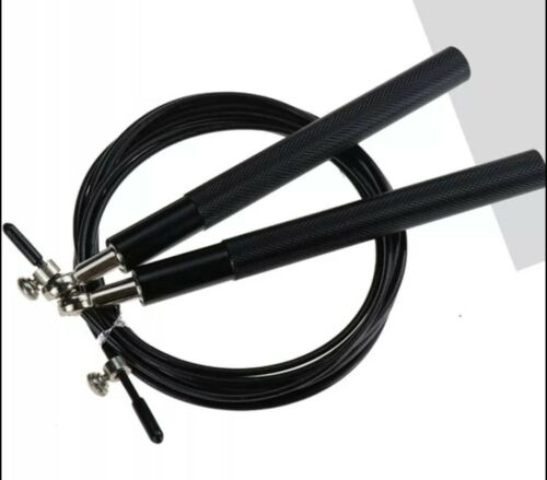 Aluminum Alloy Speed Ropes Skipping Rope for Fitness 3M Adjustable jump rope