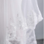 Sequins-Lace-Edge-Veil-With-Comb-2-Layers-Tulle-Luxury-Bridal-Veil-For-Wedding thumbnail 5