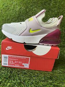 GIRLS: Nike Air Max 270 Extreme, Photon