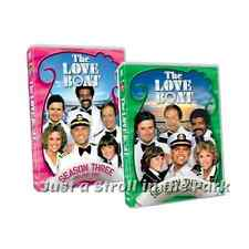 The Love Boat: Classic TV Series Complete Season 3 Vols 1 & 2 Box/DVD Set(s) NEW