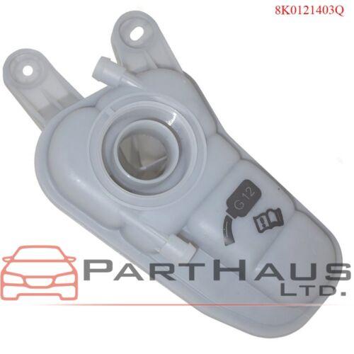 For Audi A4 A5 A6 Q5 A5 A6 Quattro Coolant Recovery Reservoir Tank 2.0L 3.0L