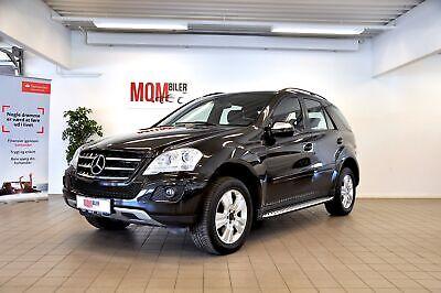 Annonce: Mercedes ML320 3,0 CDi aut. 4-M - Pris 249.900 kr.