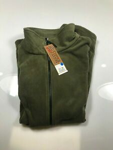 Genuine Copper Canyon Men/'s Fleece Vest C716 1XT Olive Green