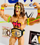 WWE-WWF-Cuero-Real-titulo-Intercontinental-por-Hasbro-Mattel-Jakks-figuras miniatura 5