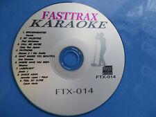 FAST TRAX SINGER'S SOLUTION KARAOKE CD-G POP FTX-014 ***SS-014
