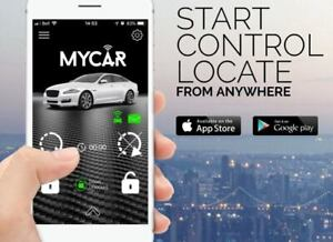 Smartphone App + Factory Plug & Play Remote Start for: 2019-2021 Honda Ridgeline