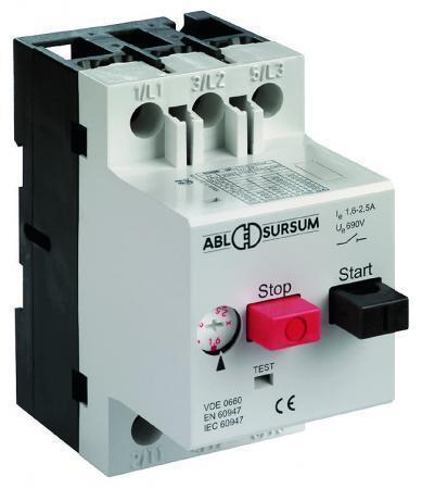 ABL Sursum MS0,63 Motorschutzschalter Typ MS 0,4-0,63A  | Genialität