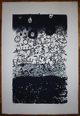 Sérigraphie Signée Et Numérotée Damien Hirst