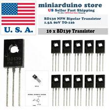 6x BD675AS Transistor NPN bipolar Darlington 45V 4A 40W TO126
