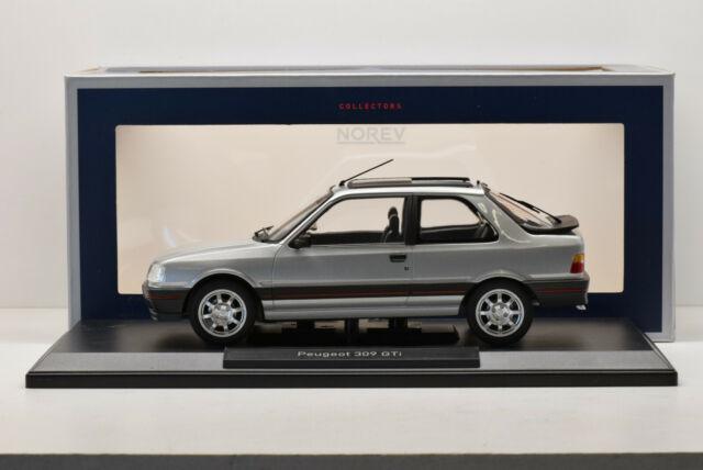 Norev Peugeot 309 GTI Futura Gris m/étallis/é 1987 1//18