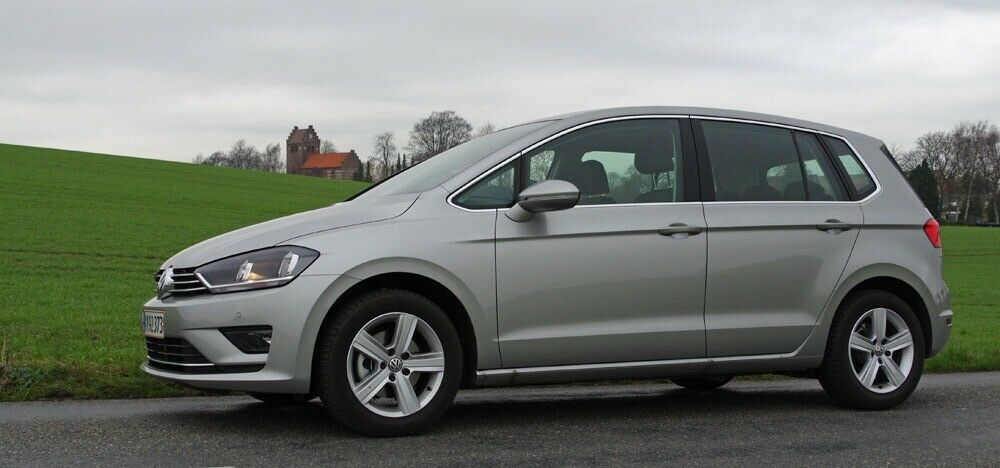VW Golf Sportsvan 1,0 TSi 115 BlueMotion DSG 5d
