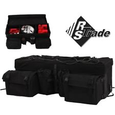 ATV QUAD SOFTBAG LUGGAGE TRUNK BAG SUITCASE TOP CASE QUAD STORAGE BOX CARGO