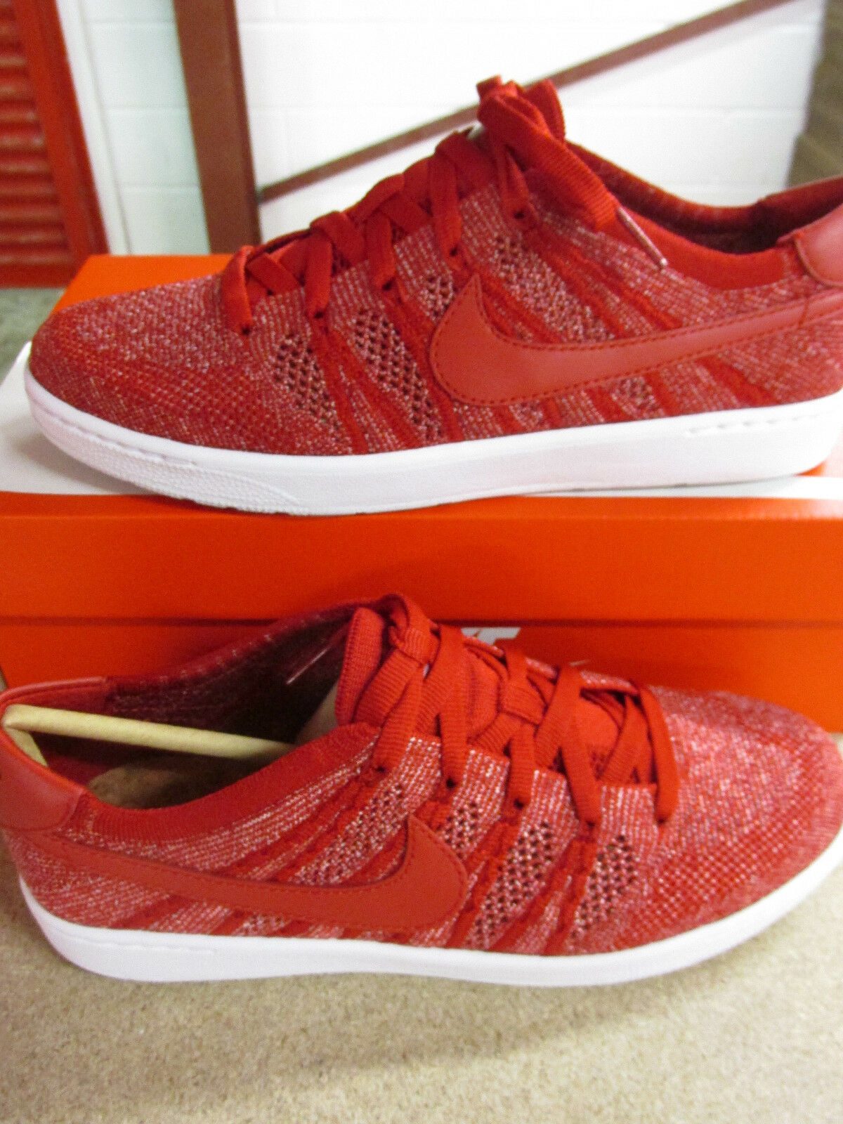 nike tennis classic ultra flyknit homme fonctionnement  fonctionnement homme trainers 830704 600 Baskets Chaussure c3494e