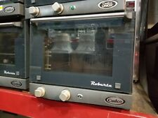 Cadco Quarter Size Countertop Electric Convection Oven Holds 14 Size Sheet Rack