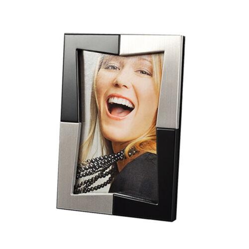 "Bilderrahmen /""Adelaide/"" 10 x 15 cm Metall Porträtrahmen Fotorahmen von Hama"