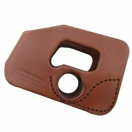 Tagua Kahr PM Series 9mm Brown Ambidextrouspocket Holster for sale online
