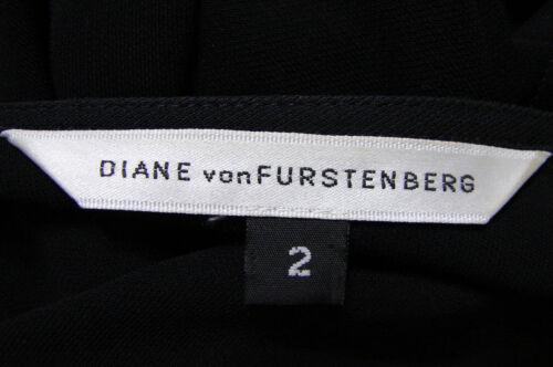Dvf Scialle Vestito In Furstenberg Lunga Von Jersey Diane Nero Manica Regolabili zB0rzZx8