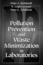Pollution Prevention and Waste Minimization in Laboratories-ExLibrary