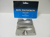 Ron Thompson 5oz Beach Missile Lead Mould