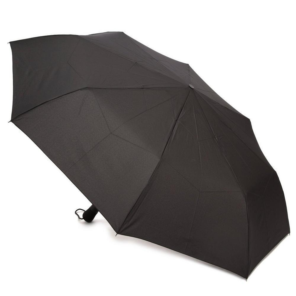 Neuf Neuf Neuf FULTON Jumbo Umbrella Walking Matériel de randonnée Camping Noir bf5f05