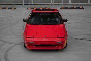 1986 Toyota MR 2 mk1a