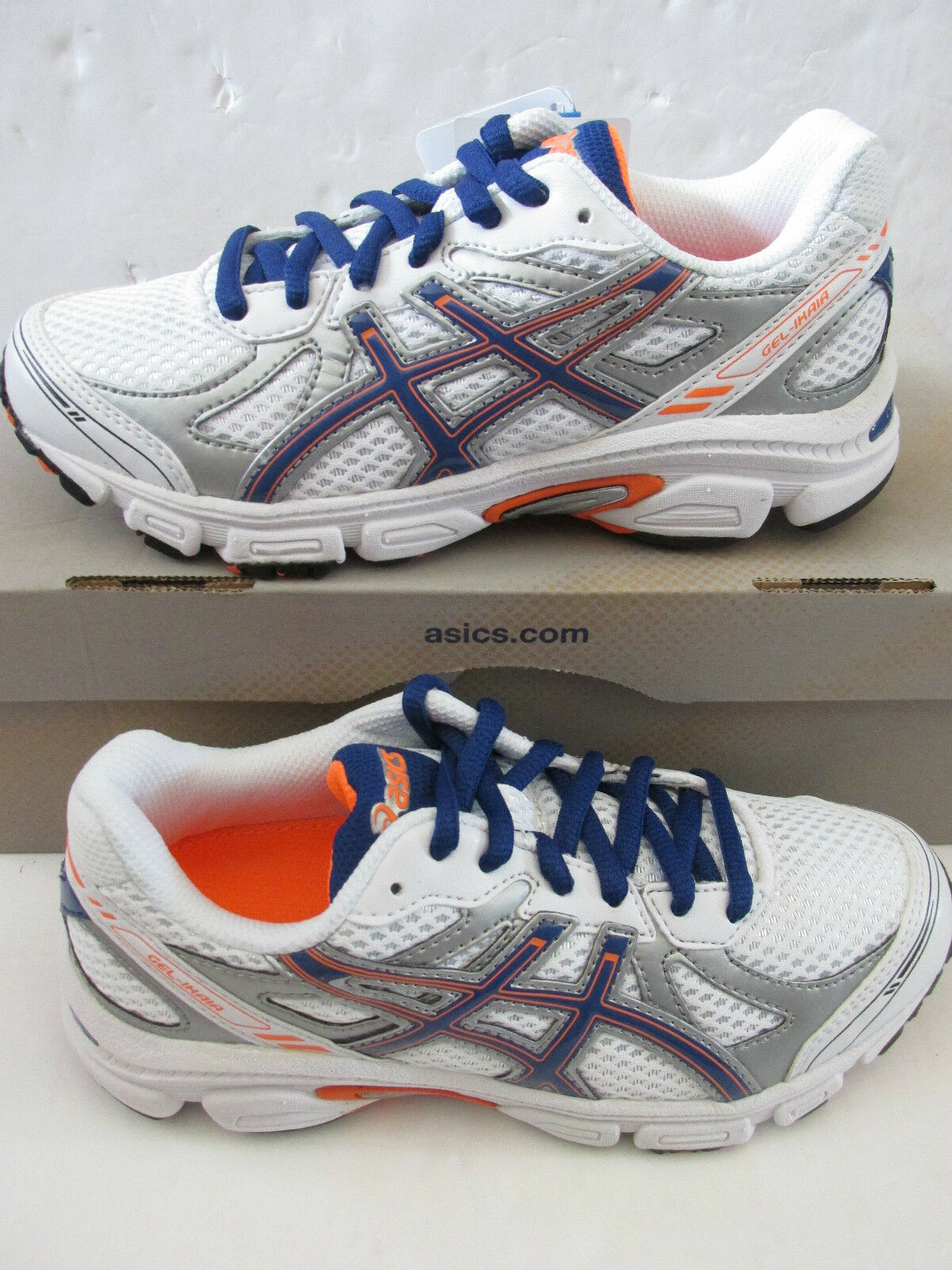 asics gel-IKAIA 4 GS running trainers C30QQ 0159 sneakers shoes