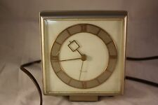 Very Rare Antique 1950's Westclox Byron S7-B Electric Alarm Clock FREE SHIPPING