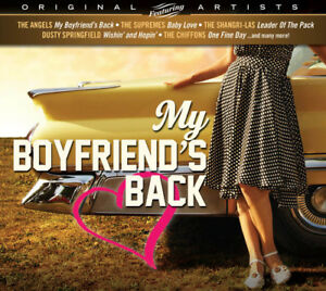 Various-Artists-My-Boyfriend-039-s-Back-New-CD