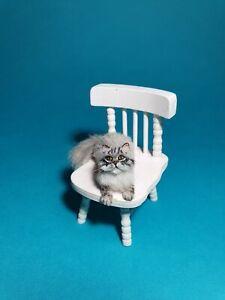 OOAK-Realistic-persian-cat-Dollhouse-Handmade-IGMA-ARTISAN