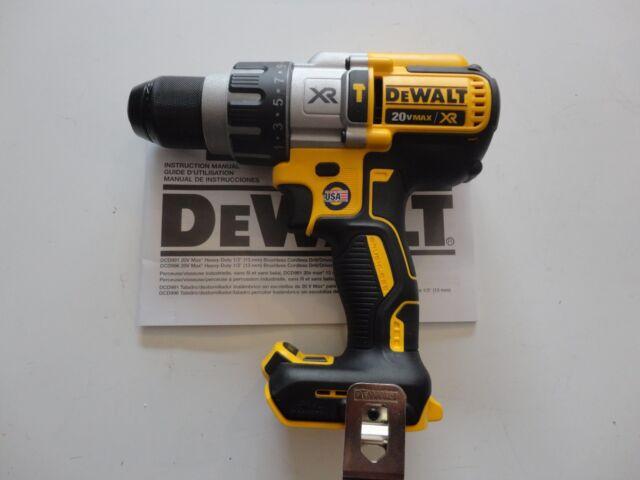 DEWALT DCD996B 20V 20 Volt Lithium Ion  Brushless 1/2