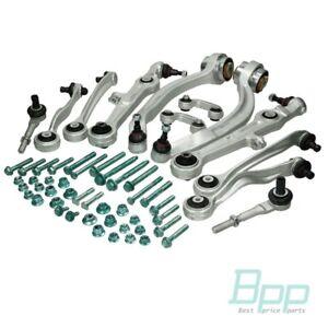 KIT-SUSPENSION-WISHBONE-ARM-LINK-ROD-END-14-PCS-AUDI-A4-AVANT-8E5-B6-8ED-B7
