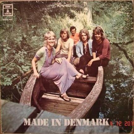 LP, Made In Denmark, Made in Denmark 1