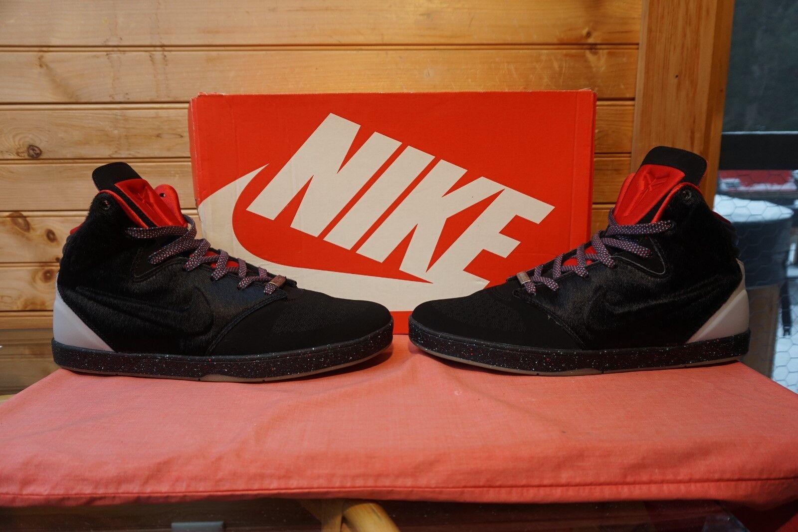 2013 Nike Kobe 9 NSW Lifestyle YOH QS Sz 13 (0949) 647594-001
