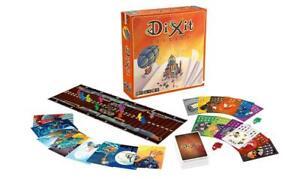 Asmodee DIX03ML. Juego de mesa Dixit Odyssey. Edición Española. 3-12 jugadores