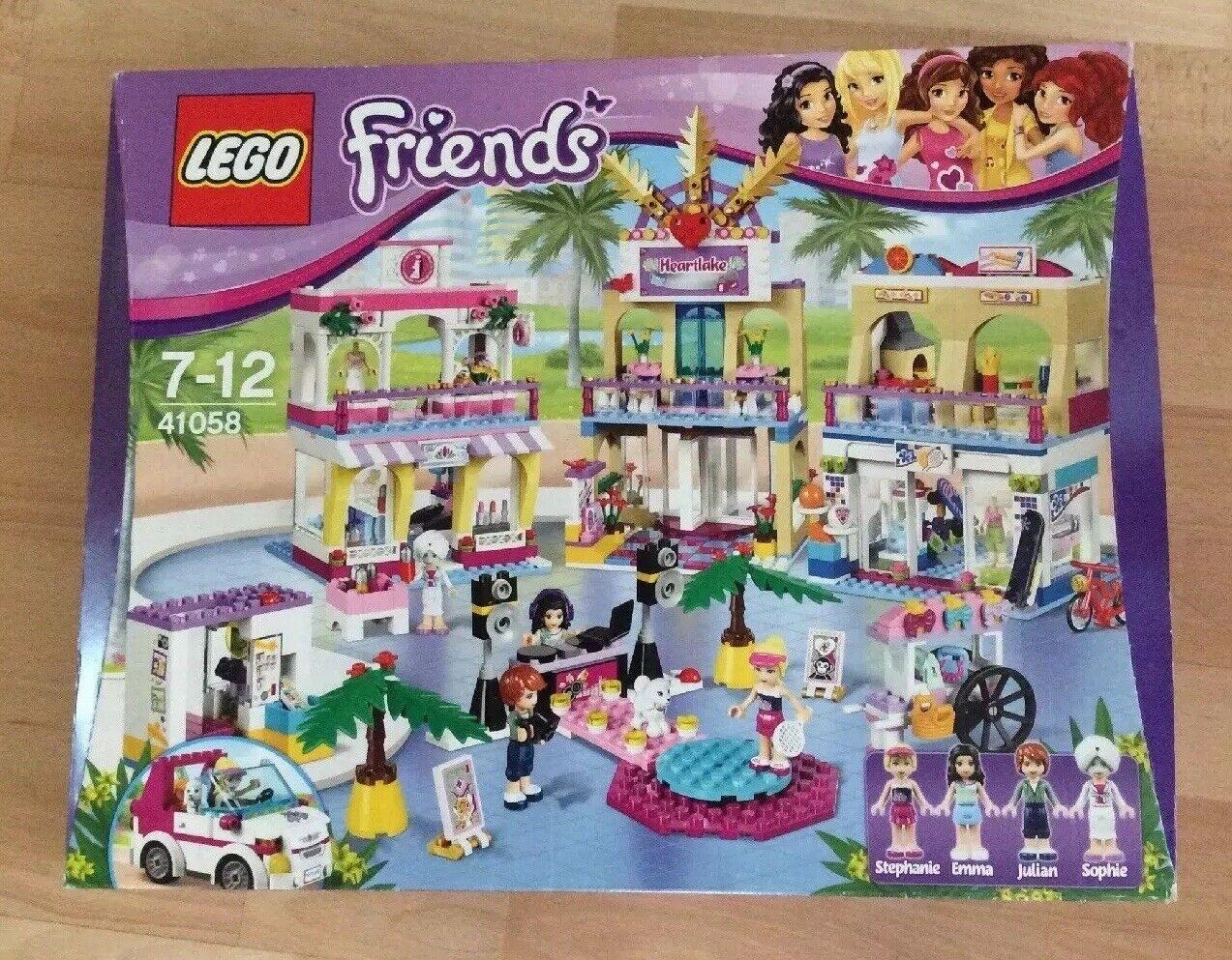 profitto zero LEGO 41058 Heartlake centro centro centro commerciale NUOVO E SIGILLATO in pensione  negozio di sconto