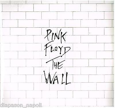 Pink Floyd:  The Wall - LP Vinyl 33 Rpm 180 Gram 2016 Gatefold