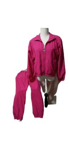 Kaelin VTG Activewear Tracksuit Fuchsia  S/P