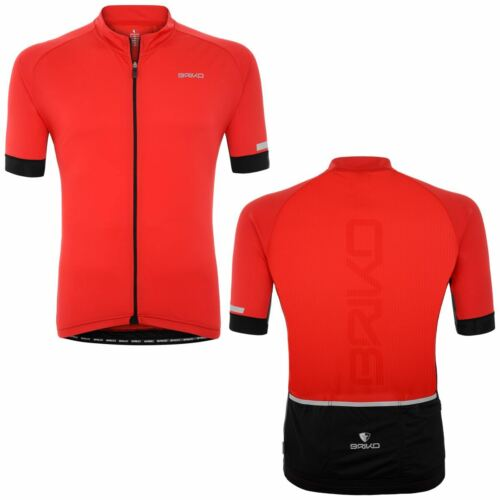 Briko T-shirt sport Active Jersey CLASSIC SIDE JERSEY Man Cycling sport Shirt