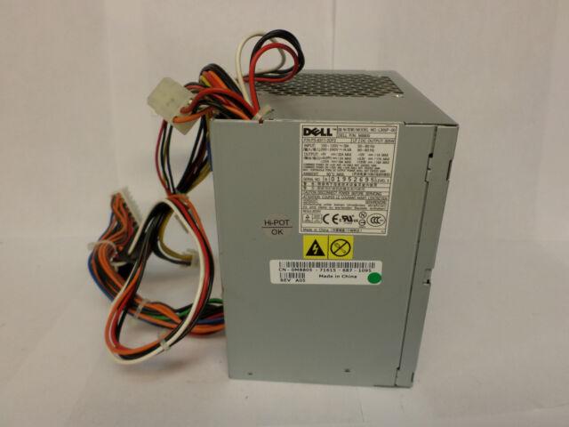 Genuine DELL L305P-00 Power Supply 305W M8805 M8806 Optiplex GX620 GX520 TESTED!