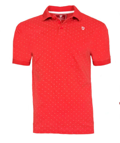 Mens M L Official MANCHESTER UNITED Heritage Polo Shirt football Man Utd Top