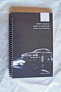 2005 jaguar xj owners manual new reprint owners handbook 2004 2006 rh ebay com 2005 jaguar xjr owners manual 2005 jaguar xj8 owners manual pdf