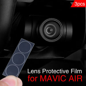DJI-Mavic-AIR-Drone-3pcs-set-Gimbal-Camera-Lens-Fiberglass-Protective-Film