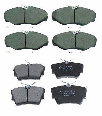 Front /& Rear Brake Pads for NISSAN PRIMASTAR RENAULT TRAFIC VAUXHALL VIVARO
