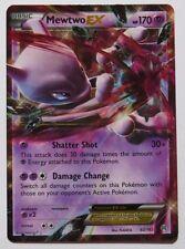 Mewtwo ex - 62/162 XY BREAKthrough - Ultra Rare Pokemon Card