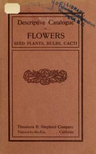 Theodosia-Shepherd-1903-Catalogue-Flowers-Plants-Seed-Bulbs-Cacti-Cdrom-Copy