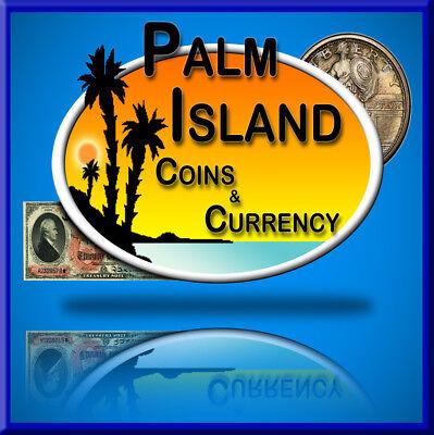 Palm Island Coins