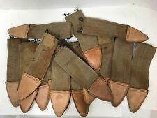 (1)-WW1 U.S. Army M1910 - M1917 Bolo Knife Canvas Scabbard/Sheath, Unused NOS